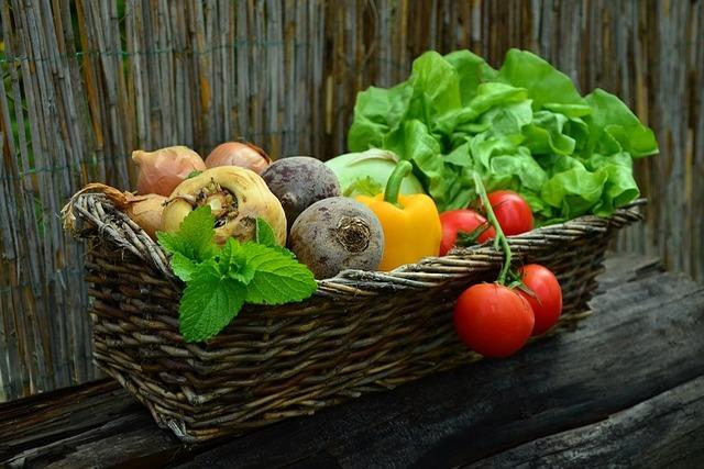 Sušeno povrće